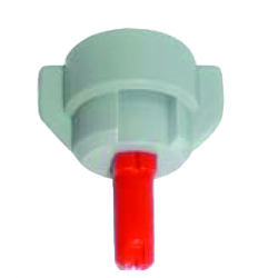 Buse bfs rouge +joint+ecrou (sachet 8) Nozal