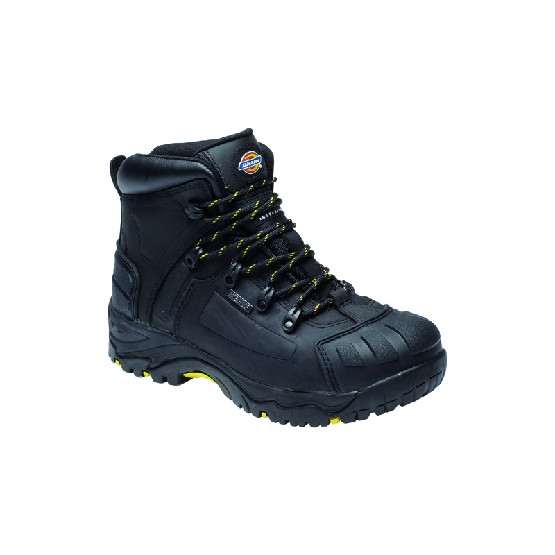 CHAUSSURE MONTANTE MEDWAY SECURITE NOIR T40 S3
