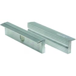 Mordaches aluminium  longueur 125 mm la paire
