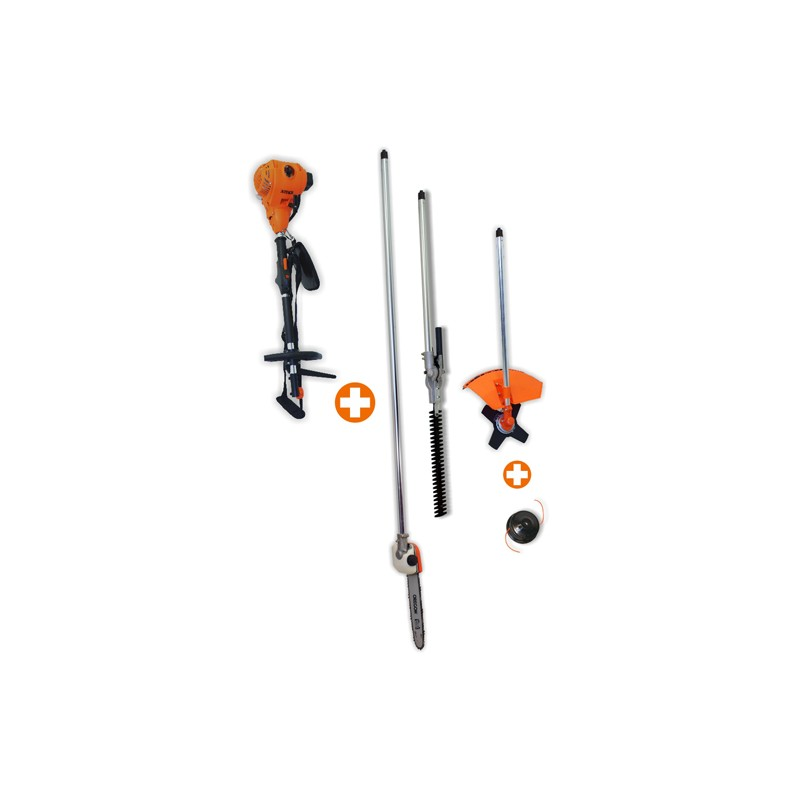COMBINE MULTIFONCTIONS 29CM3 3 OUTILS BMGS30