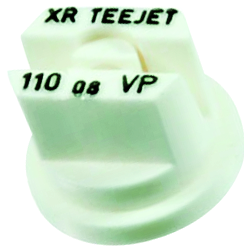 Buse xr 11008-vp blanche polymère Teejet