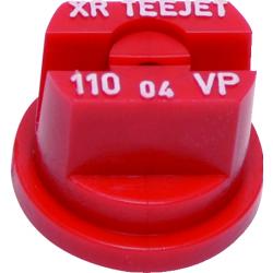 Buse xr 11004-vp rouge polymère Teejet