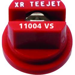 Buse xr 11004-vs inox rouge Teejet LA pièce