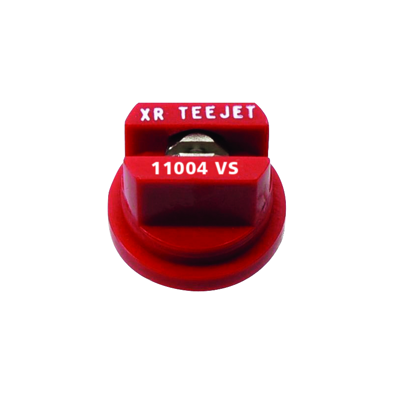 BUSE XR 11004-VS INOX ROUGE TEEJET LA PIECE