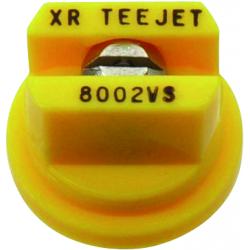 Buse xr 8002-vs inox jaune Teejet LA pièce
