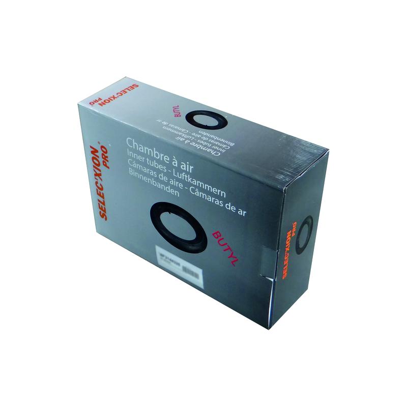 CHAMBRE A AIR 20X10-8 V.DROITE