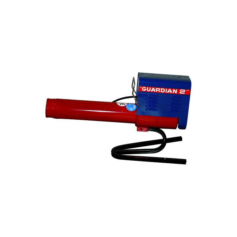 CANON A GAZ 2 PIEZZOS ELECTRIQUE GUARDIAN