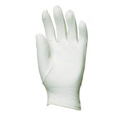 Sous gant coton blanc (boite de 2 paires)