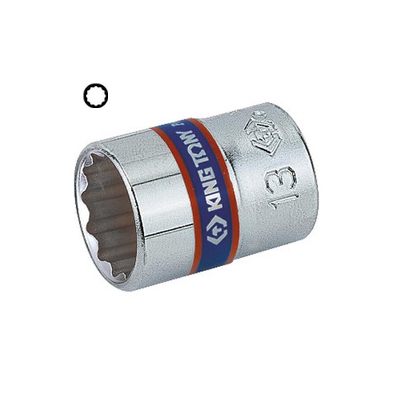 "Douille standard 1/4"" (6.35mm) 12 pans - 2330"