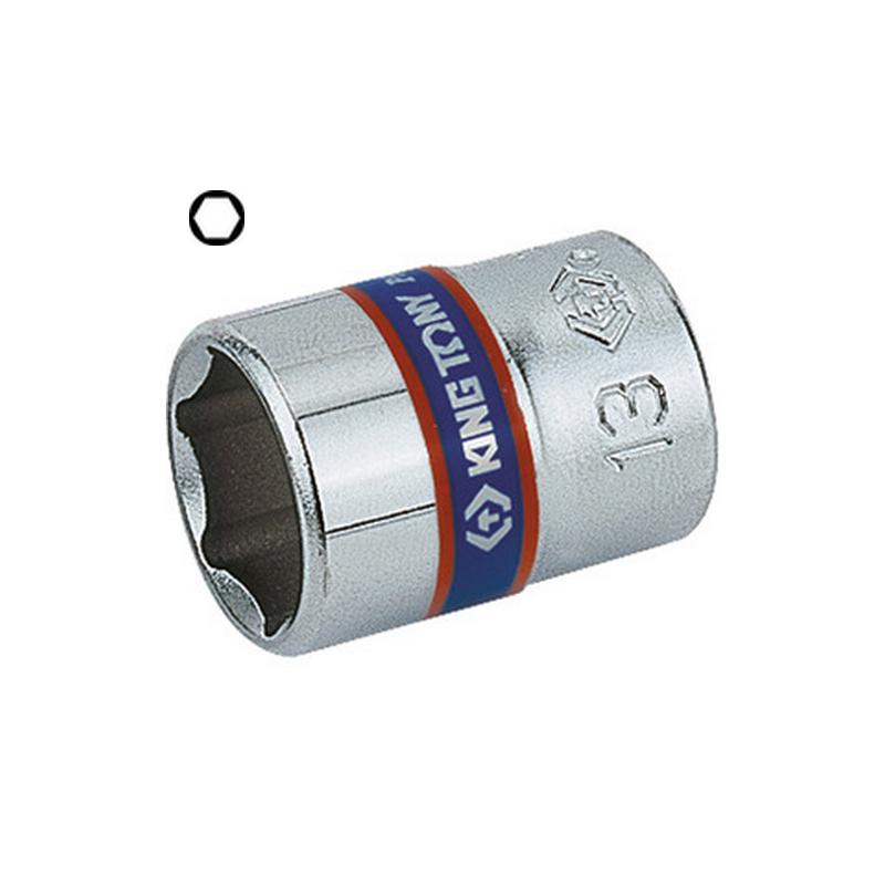 "Douille standard 1/4"" (6,35mm) 6 Pans - 2335"