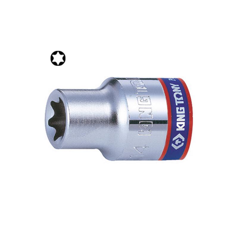 """Douille standard pour vis mâles Torx 1/4"""" (6.35mm) 2375"""