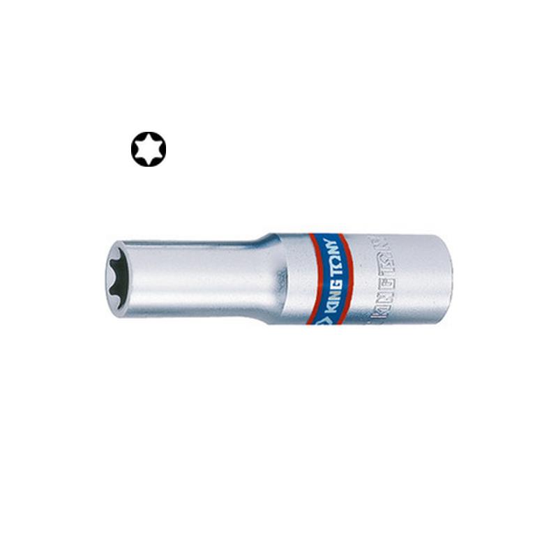 """Douille longue pour vis mâles Torx 3/8"""" (9.53mm) 3275"""