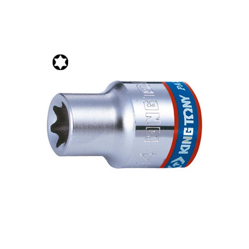 """Douille standard pour vis mâles Torx 3/8"""" (9.53mm) 3375"""