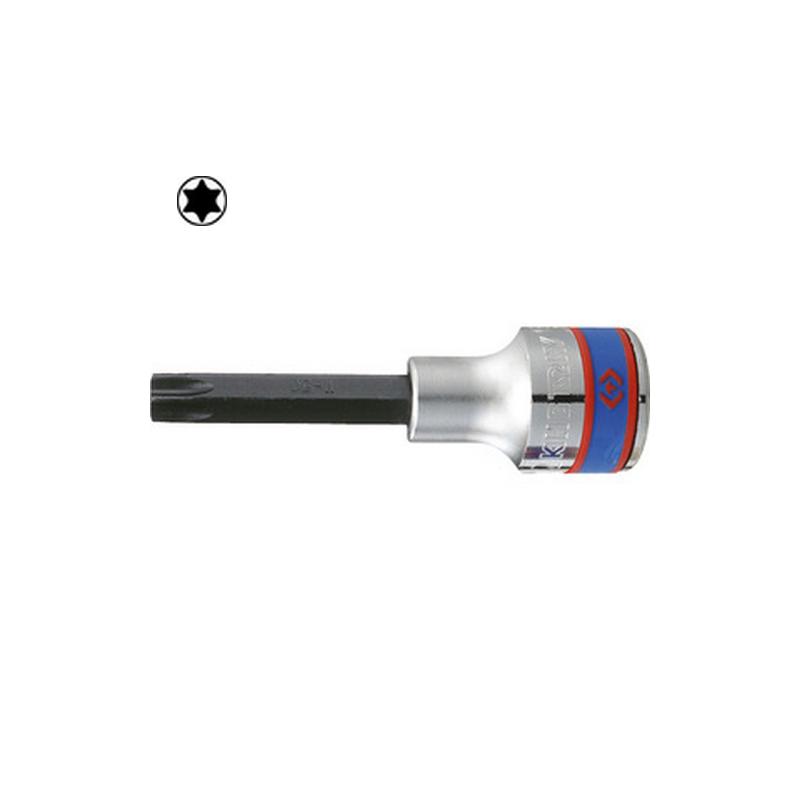 """Douille tournevis Torx 1/2"""" (12.70mm) Longueur 80mm 4033"""