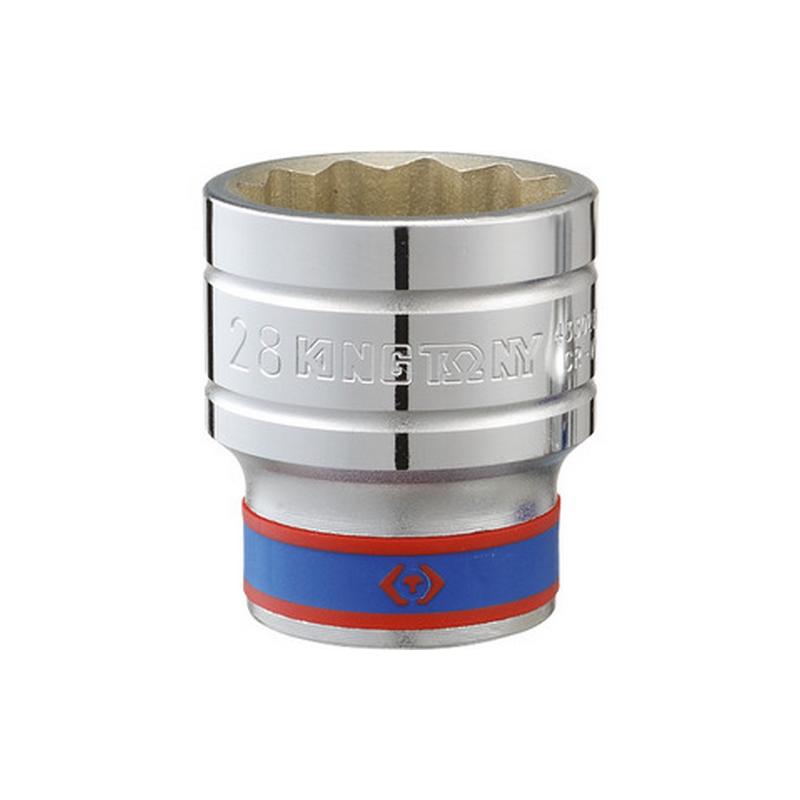 "Douille Standard 1/2"" (12.7mm) 12 pans 4330"