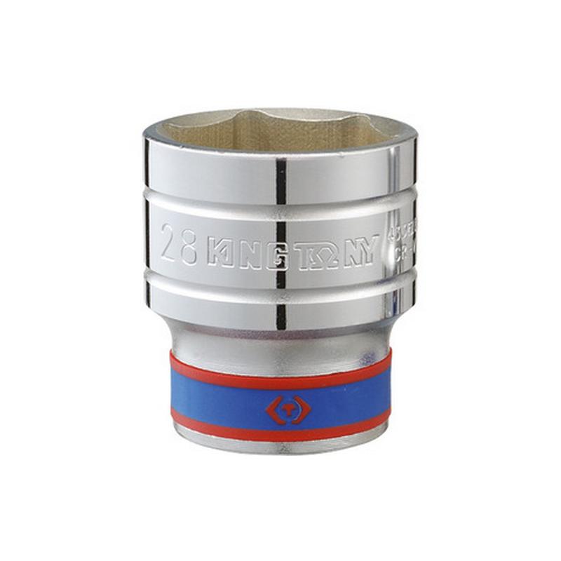"Douille standard 1/2"" (12,7mm) 6 Pans 4335"