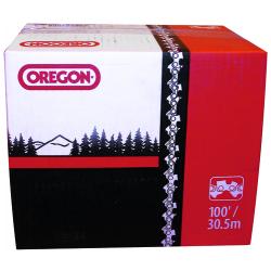 """Chaine de tronçonneuse Oregon type 91PX antirebond 3/4"""" jauge .050"""" (1,3 mm) 63PM1"""