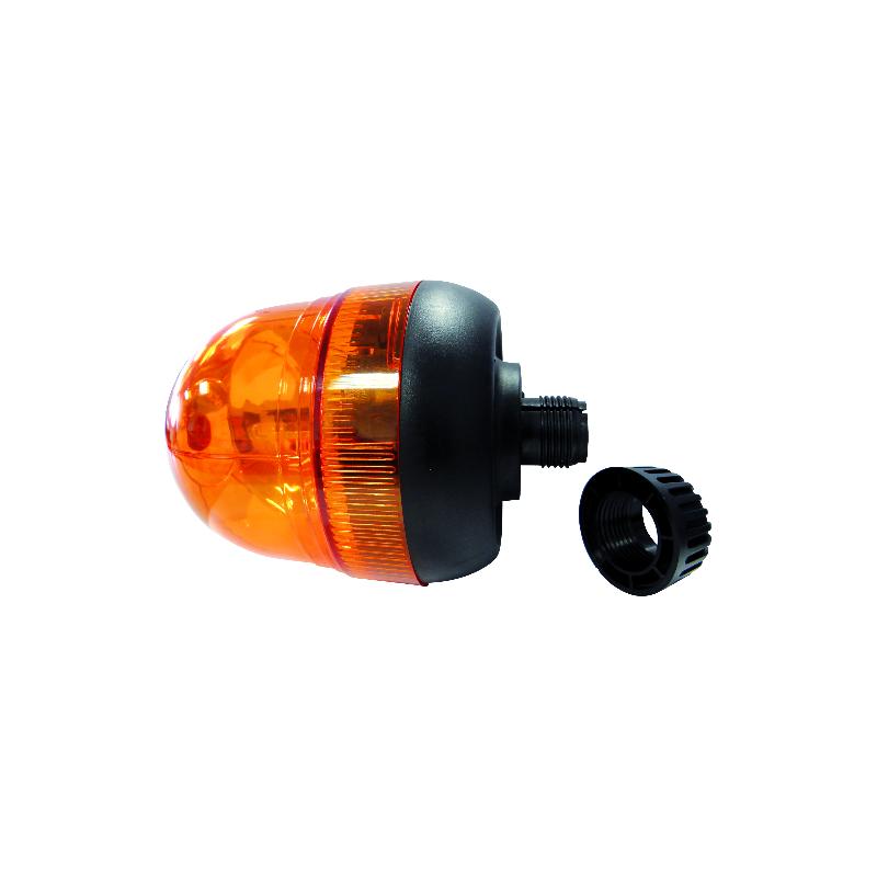 GYRO MICROBOULE A LAMPE 12/24V ORANGE