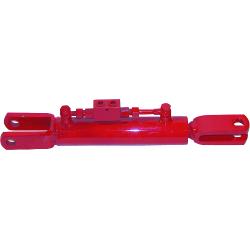 Bras de relevage hydraulique  l.610 à clapet chape 28