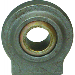 Rotule plate à souder diamètre 22.4 mm