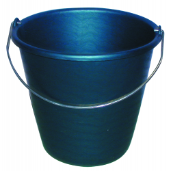 Seau à Eau 12 litres bleu