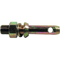 Axe à visser diamètre 28 mm filetage 22x150 d28