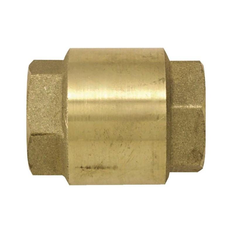 "Clapet anti-retour laiton 1""1/4 33 x 42 mm"