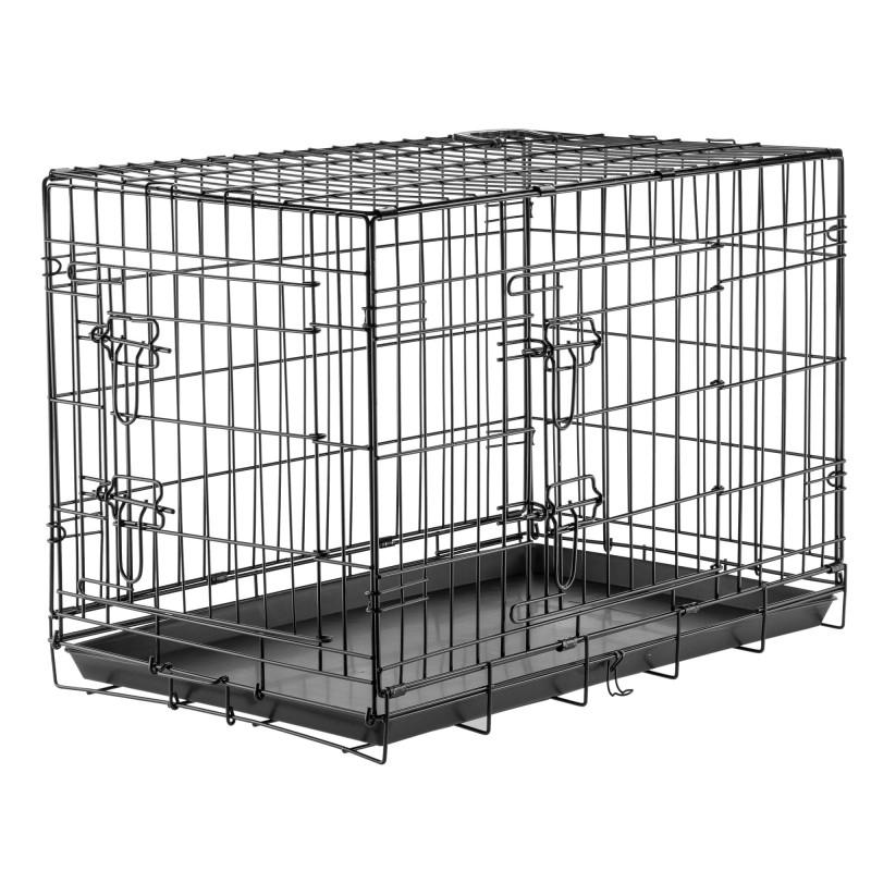Cages pliante de transport pour chiens