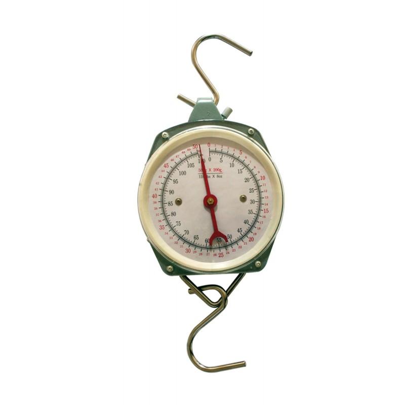 Peson dynamométrique cap. 50 kg