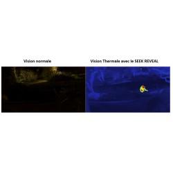 Caméra thermique Seek 36 cam pour Android (ex SE120)