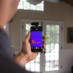 Caméra thermique Seek 36 cam pour iPhone (ex SE110)
