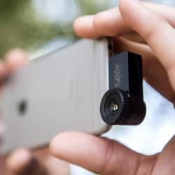 Caméra thermique SEEK XTRA RANGE pour iPhone (ex SE130)