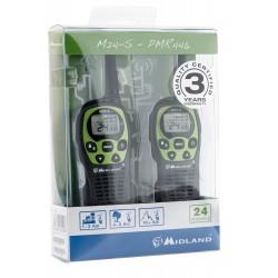 Paire de talkie walkie Midland m24-s