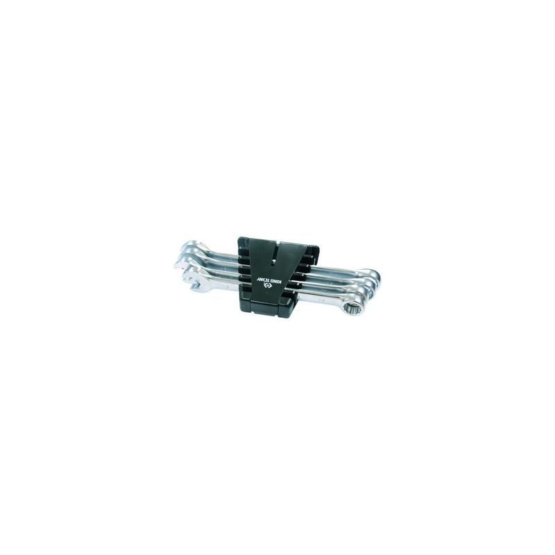 Rack de clés mixtes speedopen métriques - 4 pièces - 14104mr