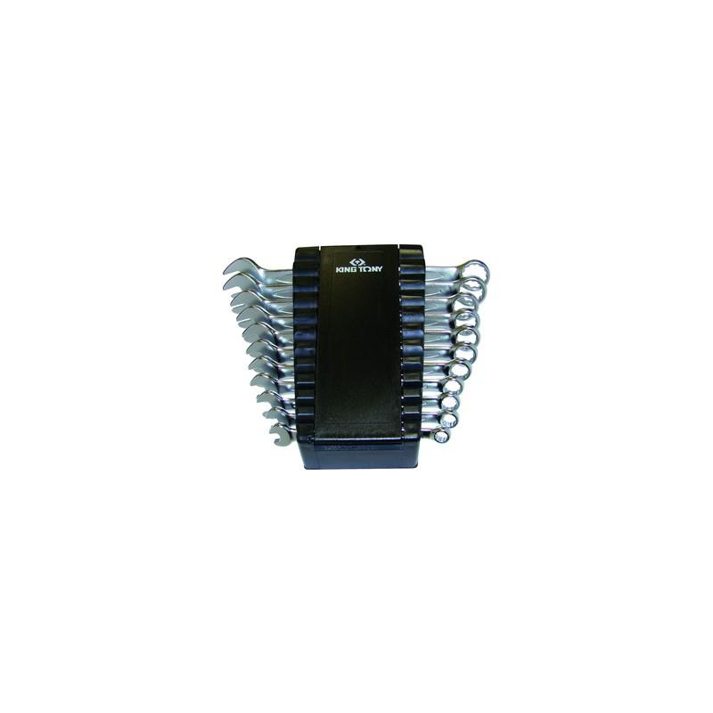 Rack de clés mixtes métriques - 11 pièces - 1251MR