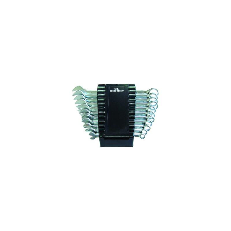 Rack de clés mixtes métriques - 11 pièces - 1241MR