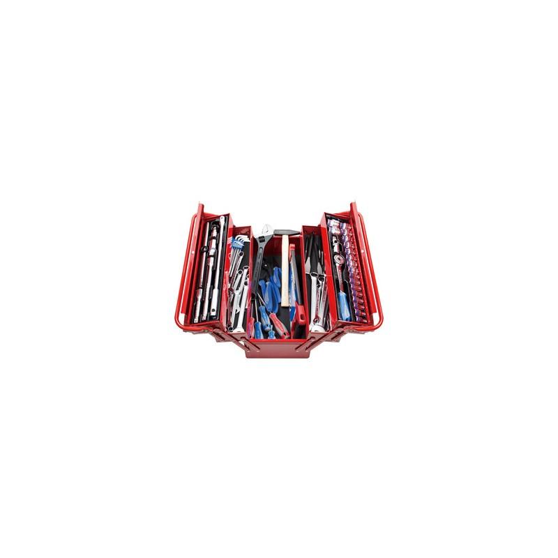 Caisse à outils complète - 69 pièces - 902068MR