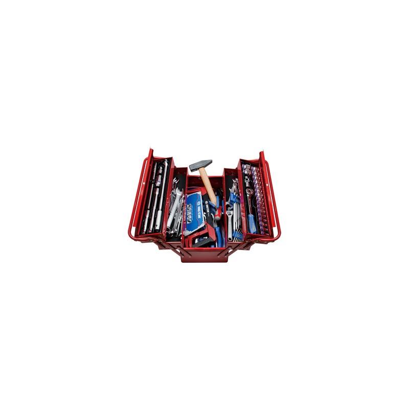 Caisse à outils complète - 89 pièces - 902089MR01
