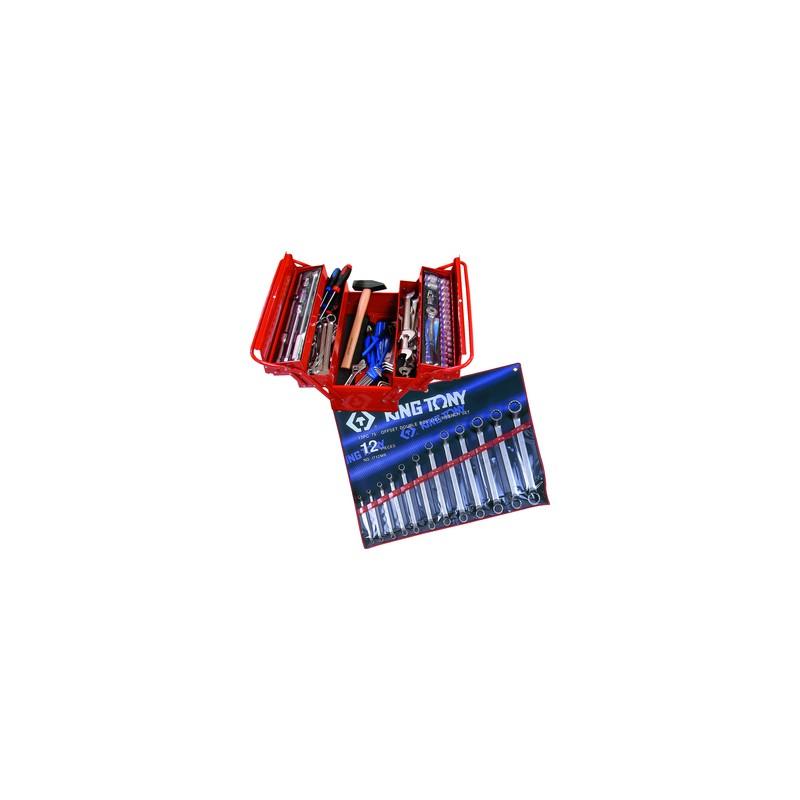 Caisse à outils complète - 98 pièces - 902098MR