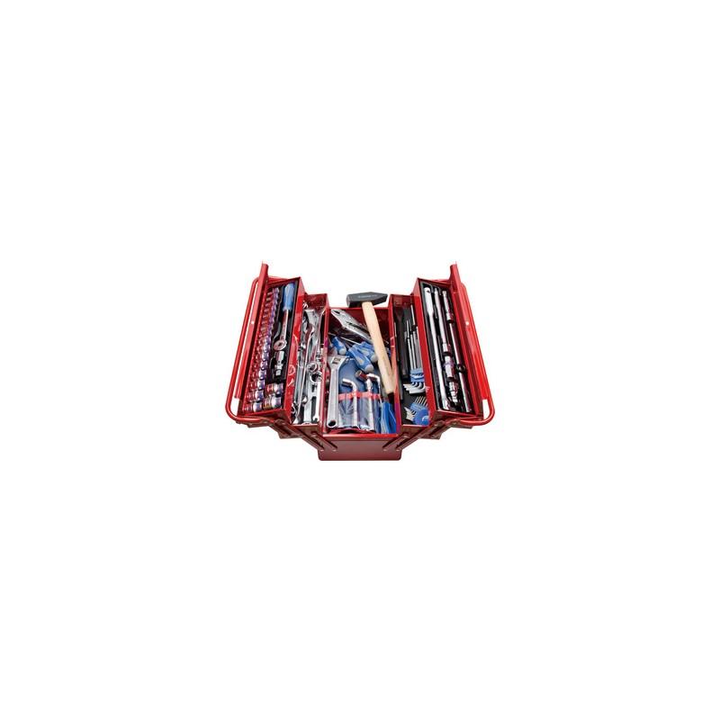 Caisse à outils complète - 103 pièces - 902103MR