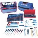Caisse à outils mécanique générale - 116 pièces - 903116mr