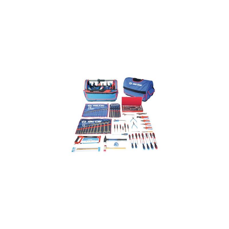 Caisse à outils mécanique générale - 140 pièces - 903140MR