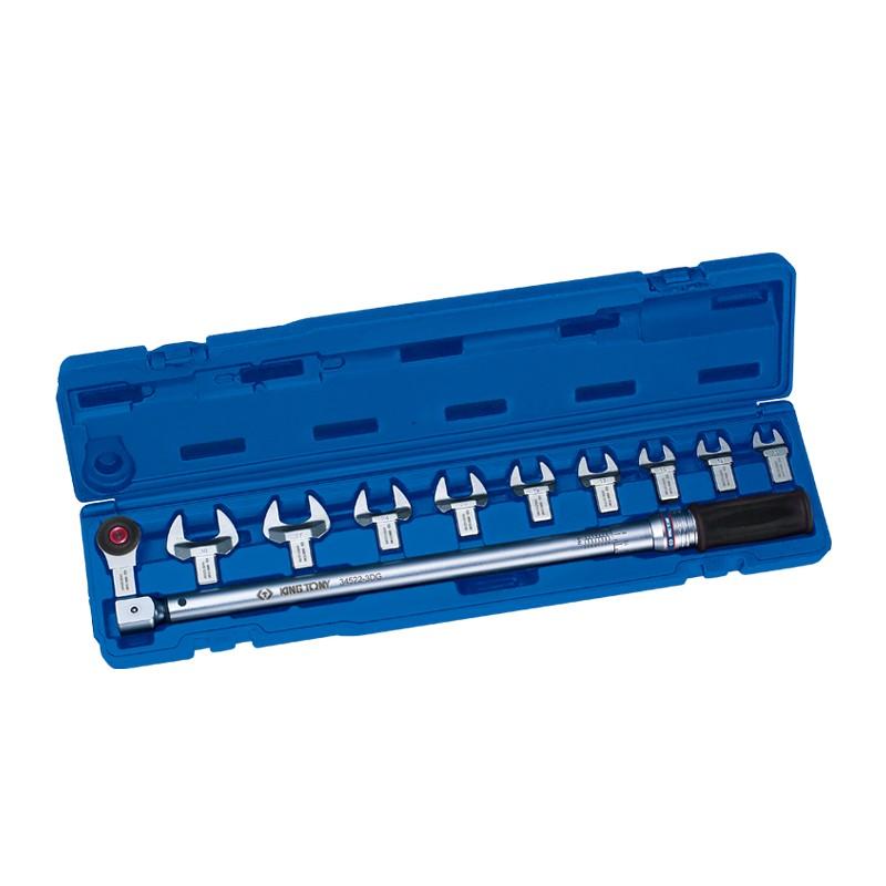Coffret de clé à déclenchement 14x18 mm - 11 pièces - 345202d11MR