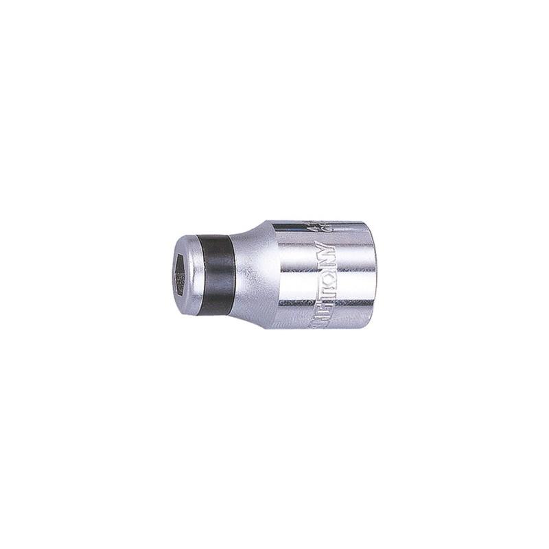 "Adaptateur 1/2"" (12.70mm) porte-embout 10 mm 38 mm - 414810S"