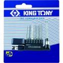 Tournevis en L avec embouts TORX - 8 tournevis Torx King Tony 2128pr