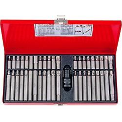 Embouts tournevis 10 mm (coffret de 43 pièces) - 1043CQ