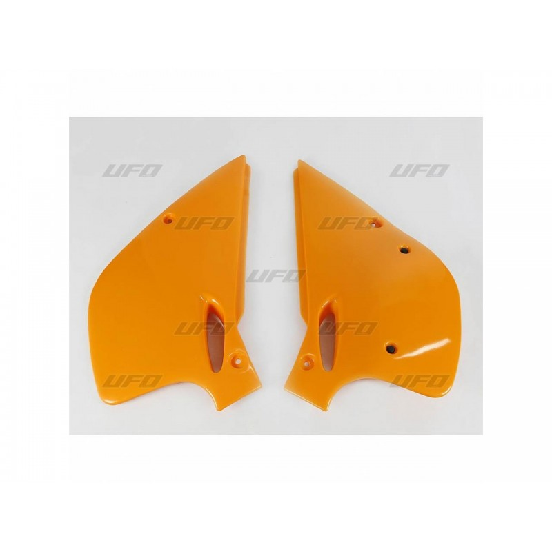 PLAQUES LAT. KTM 93-97250-300-360 ORANGE KTM 97