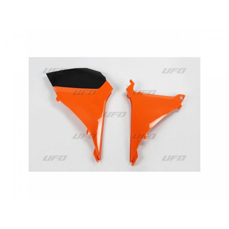 CACHE BOITE AIR UFOSX125/250 11 ORANGE