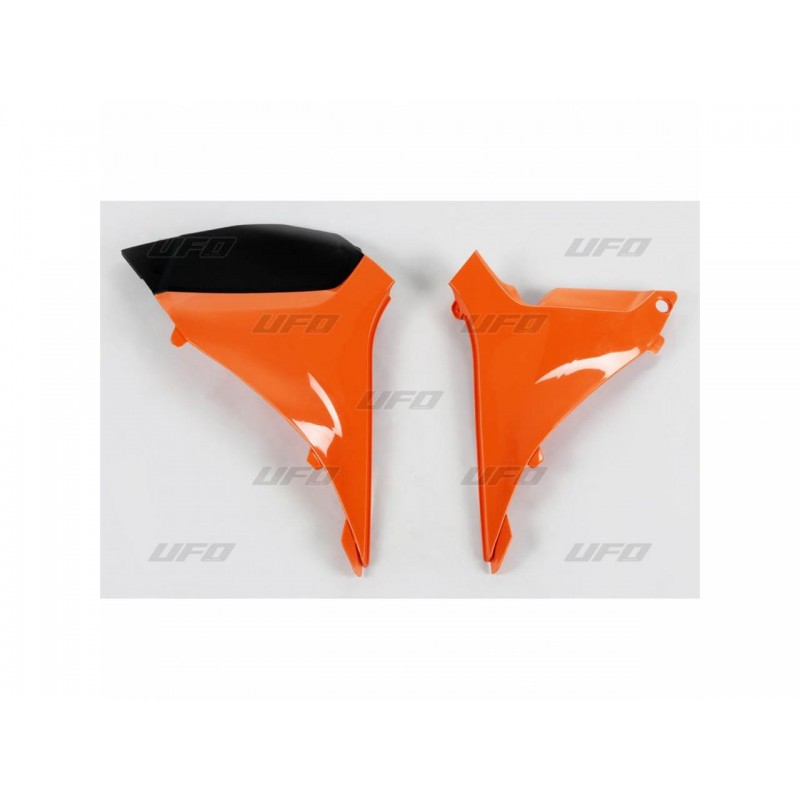 CACHE BOITE AIR UFOSX-F250/350/450 11 ORANGE