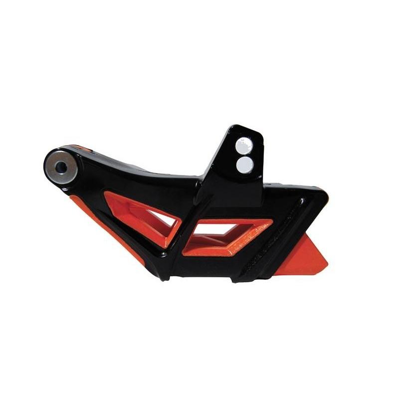 PATIN CH. KTM SX 07-10EXC SX125CC ET PLUS ORANGE/NOIR